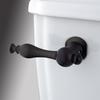 Elements of Design Oil-Rubbed Bronze Toilet Handle