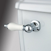 Elements of Design Chrome Toilet Handle