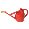 Bosmere 1.6-Gallon Red Plastic Watering Can