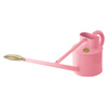 Bosmere 0.92-Gallon Pink Metal Watering Can
