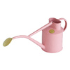 Bosmere 0.26-Gallon Pink Metal Watering Can