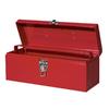 International Tool Storage Economy 16-in Red Steel Lockable Tool Box