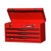 International Tool Storage 21-in 3-Drawer Red Steel Lockable Tool Box