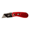 Morris Products Folding Lock Back Aluminum Utility Knife