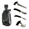 Buffalo Tools Sportsman Steel 5-Piece Knife Set