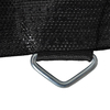 Upper Bounce Black Trampoline Replacement Mat