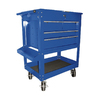 K Tool International 35.5-in 4-Drawer Utility Cart
