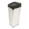 iTouchless 14-Gallon Stainless Steel Indoor Garbage Can