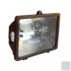 Morris Products 7.75-in 1-Head Halogen White Switch-Controlled Flood Light