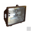 Morris Products 1-Head Halogen White Switch-Controlled Flood Light