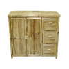 Bamboo 54 Office Cabinet
