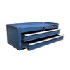 Excel 9.6-in x 26.5-in 2-Drawer Ball-Bearing Steel Tool Chest (Blue)