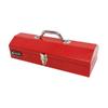 Homak 16-in Red Steel Lockable Tool Box