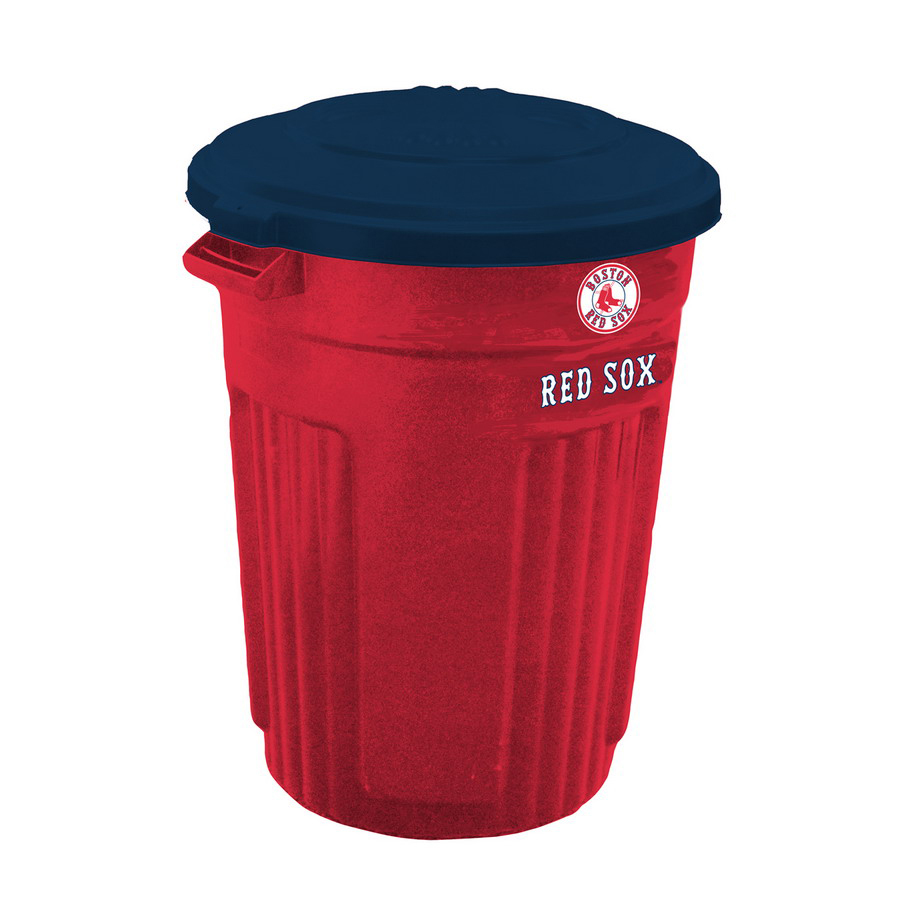shop sports 32 gallon indoor outdoor garbage can at