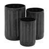UMA Enterprises Black Indoor Garbage Can