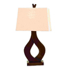 UMA Enterprises 26-in Table Lamp with Shade