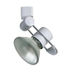 Cal Lighting White 3-Wire Connection Linear Track Lighting Head