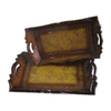 Cheung's Wood Rectangle Serving Tray