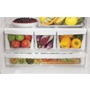 LG 24.9-cu ft French Door Refrigerator with Single Ice Maker (Stainless Steel)