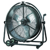 Utilitech 24-in 2-Speed Oscillating High Velocity Fan