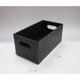allen + roth 11-in W x 4.875-in H x 6-in D Vinyl Box