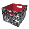 Harvey Lewis 11-in Daisy Milk Crate