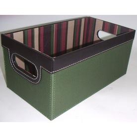 allen + roth 6-in W x 4.875-in H x 11-in D Box