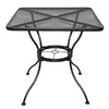 Garden Treasures Davenport 30-in x 30-in Wrought Iron Square Patio Dining Table