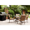 Garden Treasures Eastmoreland Square Dining Table