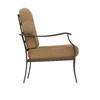 Garden Treasures Eastmoreland Steel Patio Conversation Chair