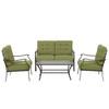 Garden Treasures Eastmoreland Conversation Chair