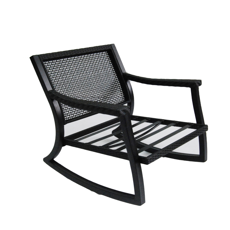 Black Patio Rocking Chair Chairs For Porch: Black Rocking Chairs ... Choose  Your Savings