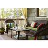 Garden Treasures Severson Cushion Loveseat