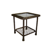 Garden Treasures Severson Square End Table
