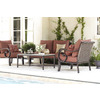 allen + roth Pardini 2-Piece Patio Conversation Set