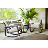 allen + roth Lawley Square End Table