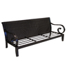 allen + roth Pardini Extruded Aluminum Patio Sofa