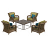 allen + roth Belanore Square Coffee Table