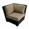 allen + roth Blaney Wicker Patio Conversation Set