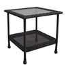 Garden Treasures Glenlee Square End Table
