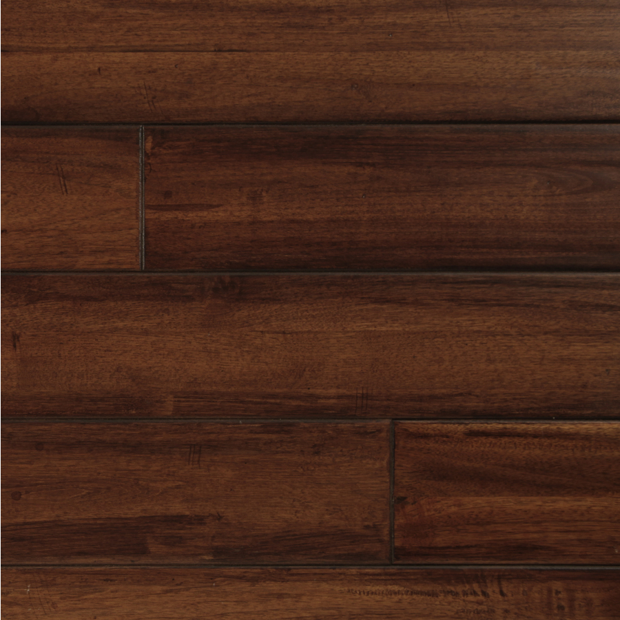 Shop easoon exotic diy w prefinished walnut for Prefinished flooring