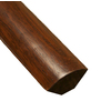 easoon 3/4-in x 78-in Brown Quarter Round Moulding