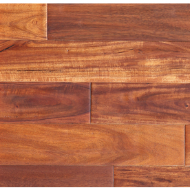 easoon Exotic Diy 3.5-in W Prefinished Acacia Locking Hardwood Flooring (Amber)