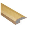 easoon 2-in x 78-in Cream Threshold Moulding