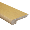 easoon 3.13-in x 78-in Cream Stair Nose Floor Moulding