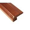 easoon 2-in x 78-in Brown Threshold Moulding