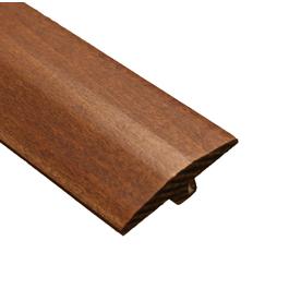 easoon 2-in x 78-in Brown T-Floor Moulding