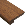 easoon 3-1/8-in x 78-in Brown Stair Nose Moulding