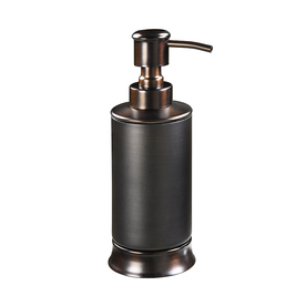 allen + roth Oil Rubbed Bronze Soap/Lotion Dispenser