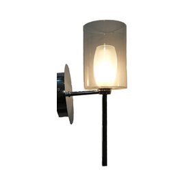 EAN 4897036275238 Style Selections 5 4 In W 1 Light Chrome Arm Hardwired Wa